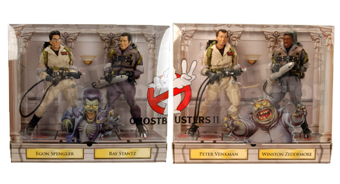 Mattel - Ghostbusters 2-packs_banner