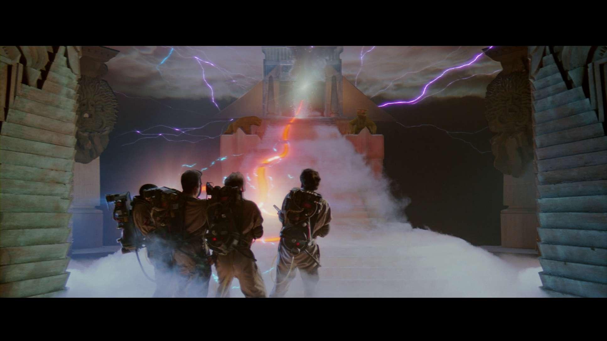 ghostbusters 4kultrahd bluray screenshots