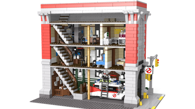 Still Want A Lego Ghostbusters Playset