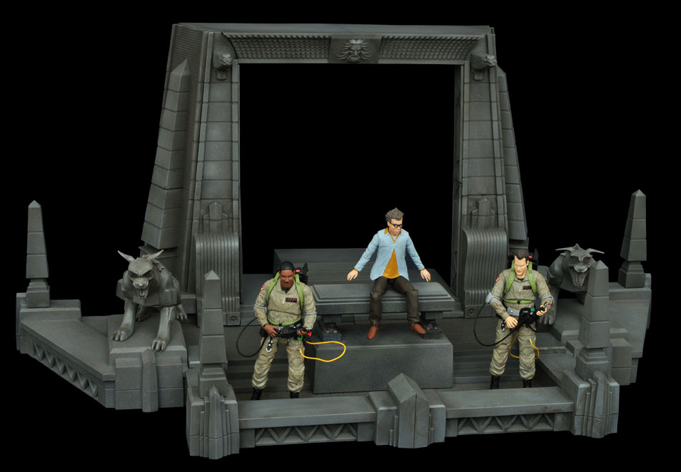 Diamond Select Toys licenses new Ghostbusters film in 2016 ...