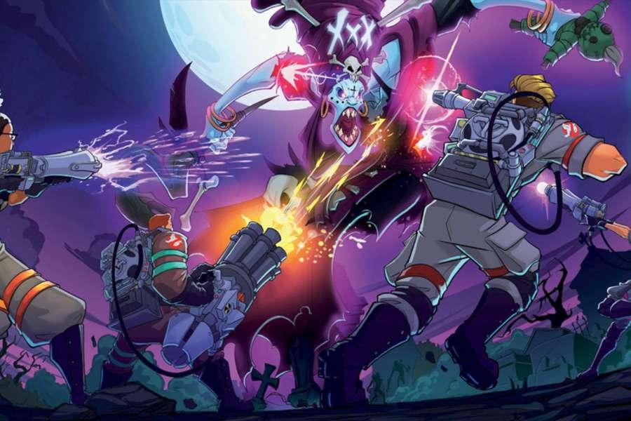 Ghostbusters Online