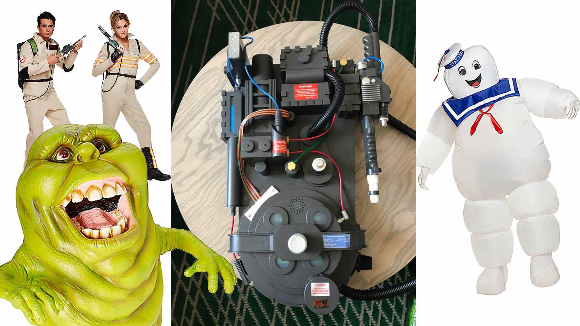 $69.99 Ghostbusters Proton Pack announced + more ...