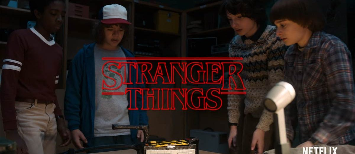 New Stranger Things Season 2 trailer screams 1984 with Ghostbusters