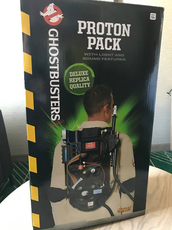 69 99 Ghostbusters Proton Pack Announced More