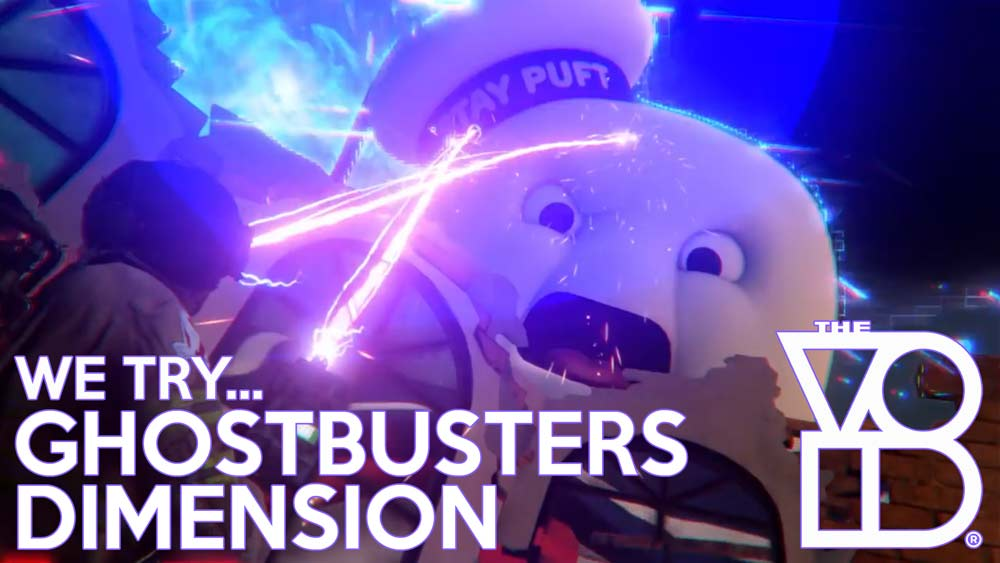 We Try The Void S Ghostbusters Dimension