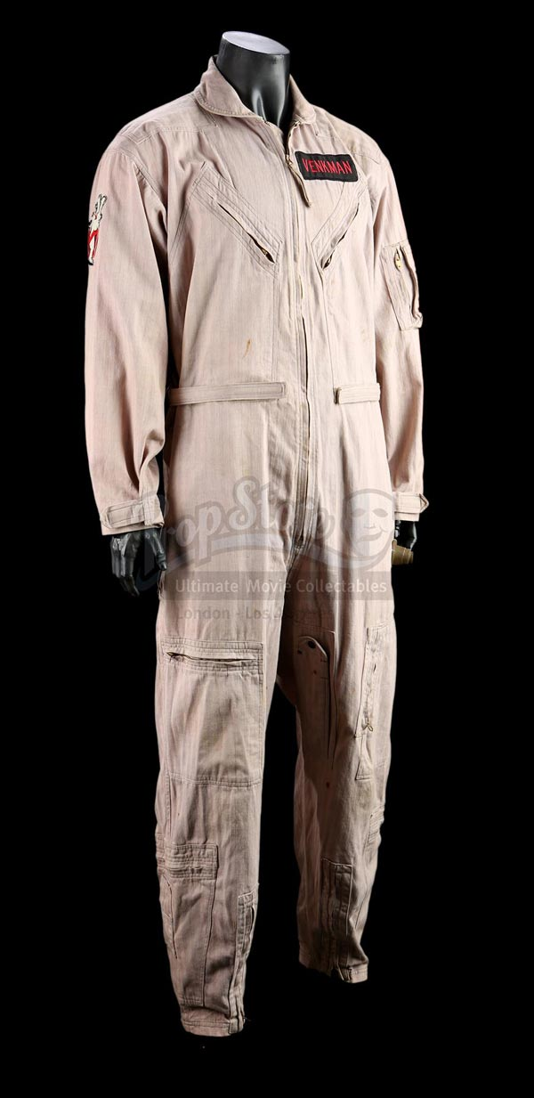 Bill Murray's Ghostbusters 2 uniform is going up for auction