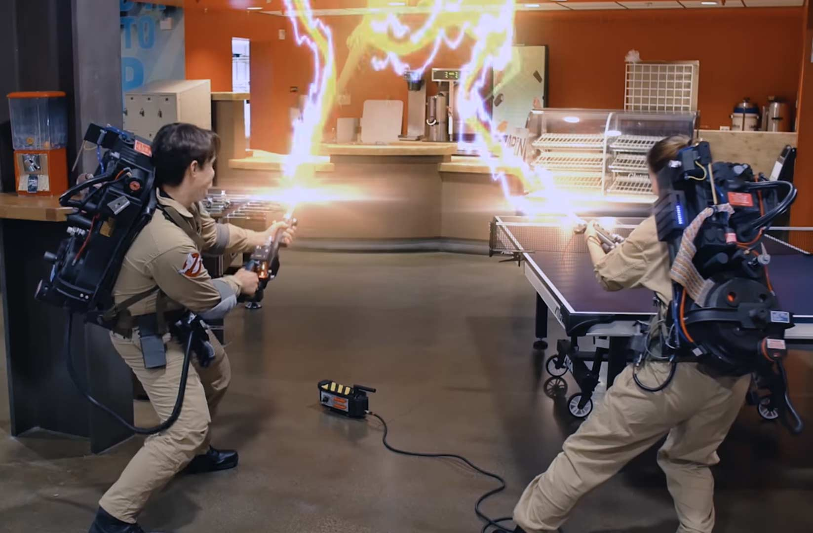 Fan Film Ghostbusters Station 6 Episode 1 Now Streaming