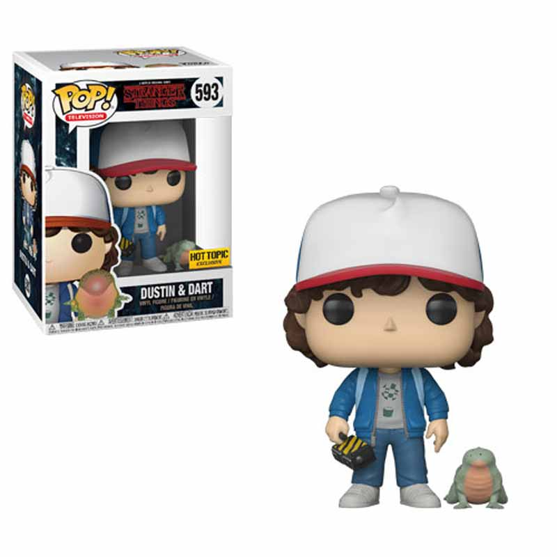 Another Stranger Things Ghostbusters Funko Pop Vinyl