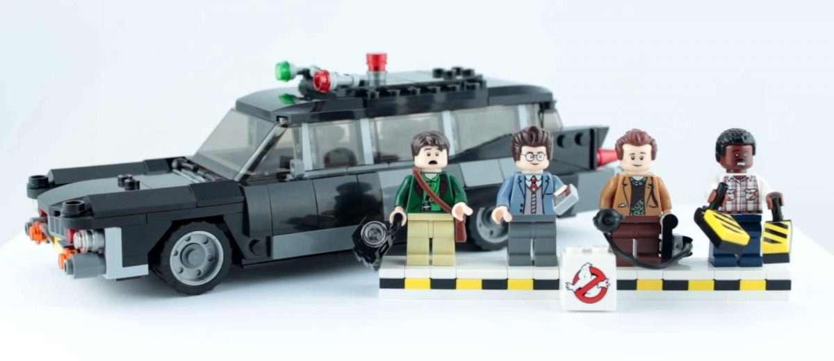 Must Is Lego Set Ghostbusters SeeNews A Custom 7b6yfgY