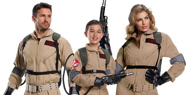 Awesome Ghostbusters News