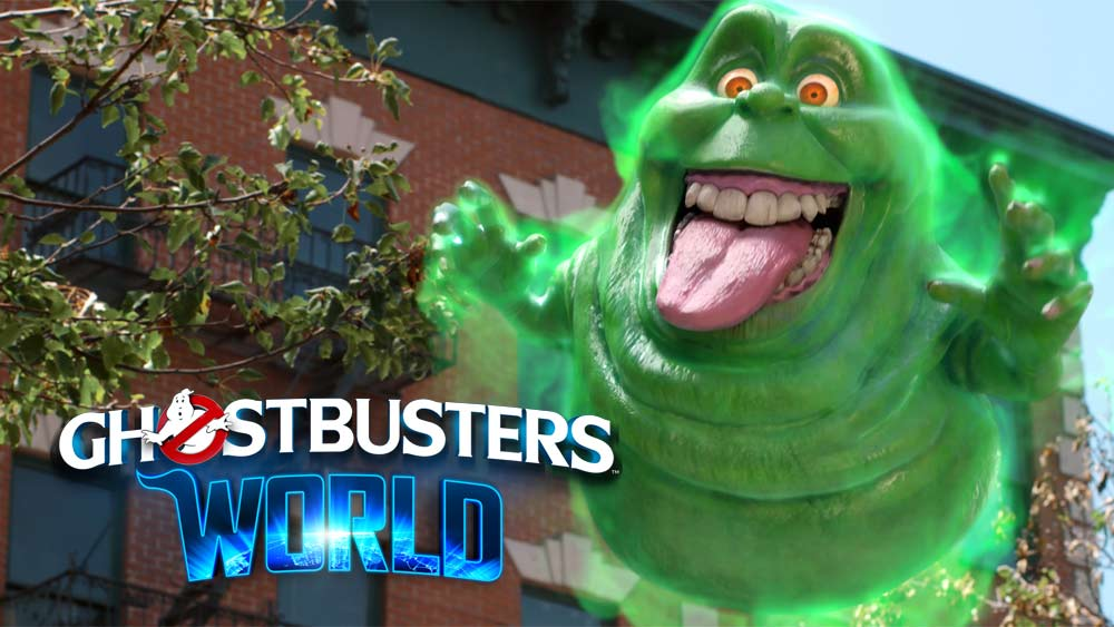 Ghostbusters World Pre Registration Now Open New Trailer