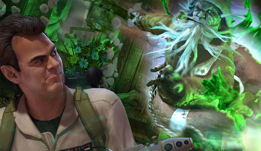Ghostbusters: The Video Game comes back with modern ...