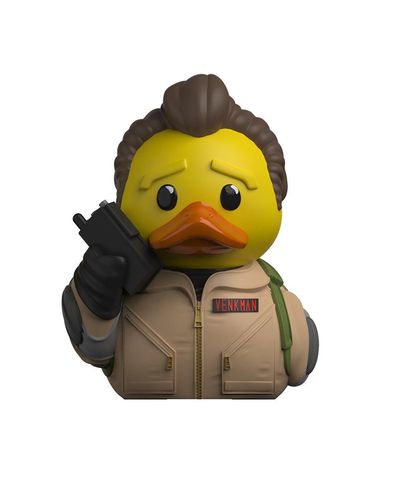 Officially Licensed Ghostbusters Rubber Ducks Are Coming
