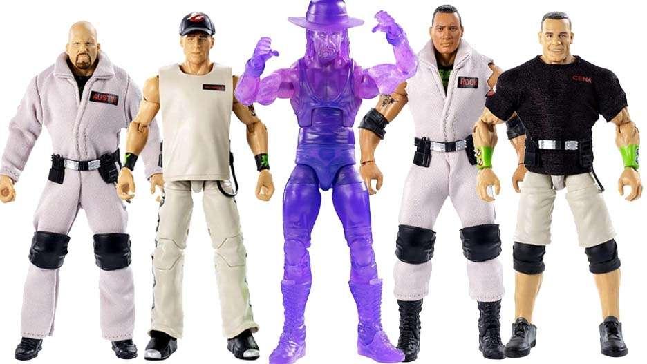WWE Mattel Elite Undertaker Ghostbusters