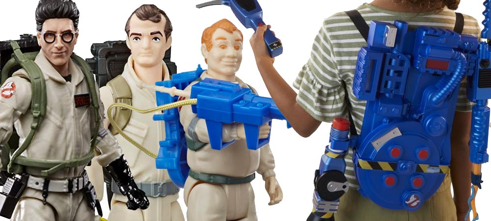 Ghostbusters Fright Features 2020 Set of 4 Action Figures Hasbro IN STOCK