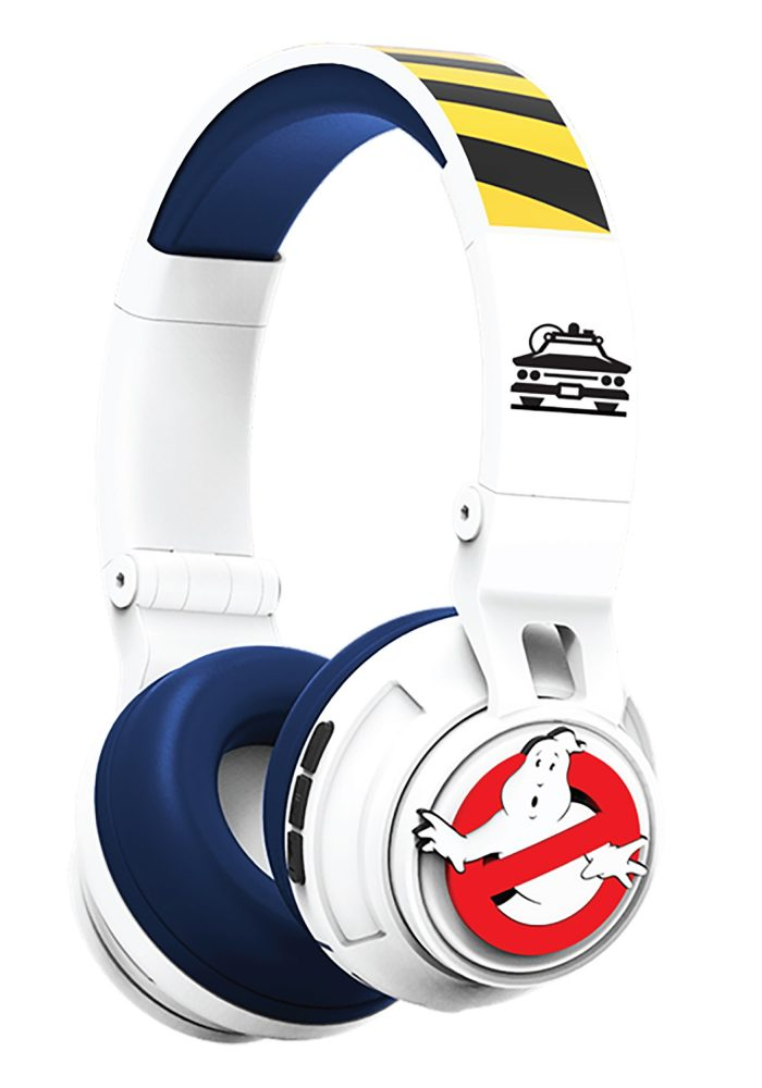 New Ghostbusters Bluetooth Headphones Now Available Ghostbusters News